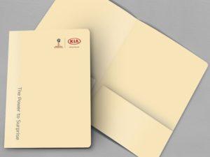 заказать папки с логотипом