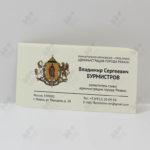 заказать визитные карточки рязань